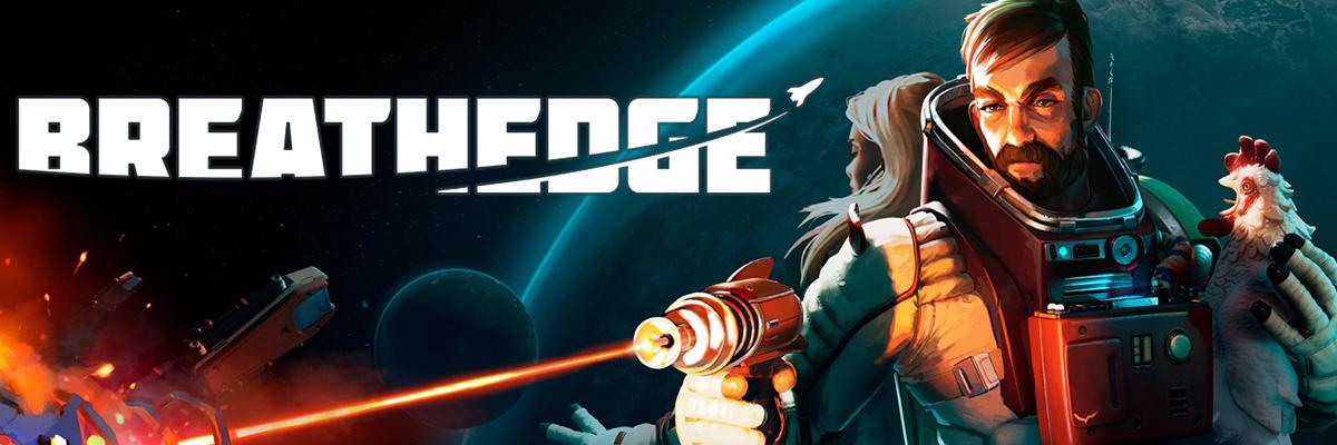 Breathedge, en el espacio nadie puede oír tus quejas