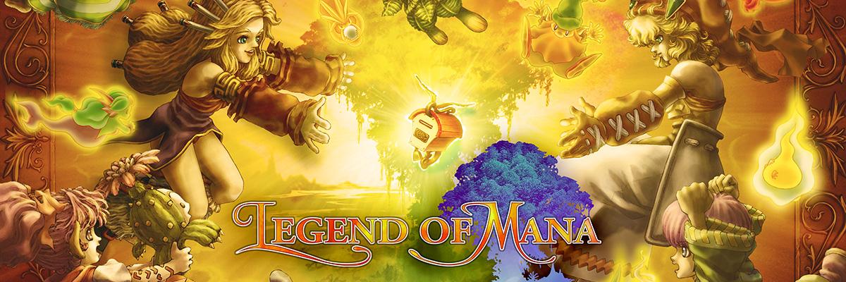 Análisis de Legend of Mana