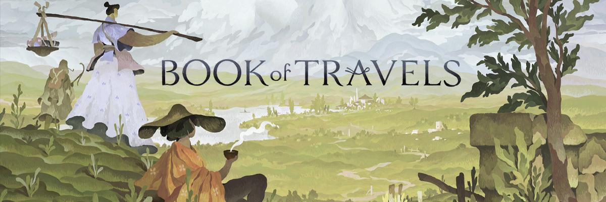 Primeras impresiones de Book of Travels